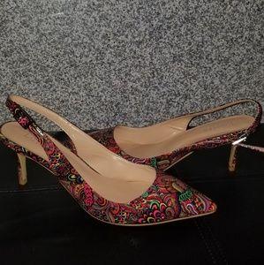 Shoes - MULTI COLOR WOMEN HIGH HEEL Multi Design